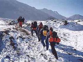 穿越——2000年2月、5月小五台训练活动