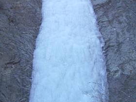 攀冰——清凉界
