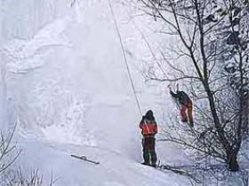 攀冰——小五台山