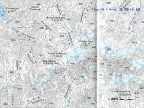 2000年登博格达峰——山峰资料