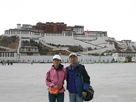 西藏——拉萨——布达拉宫(一)