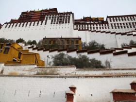 西藏——拉萨——布达拉宫(二)