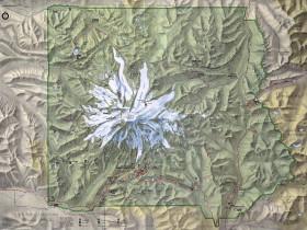 美国——雷尼尔山