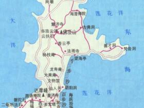 浙江——普陀山