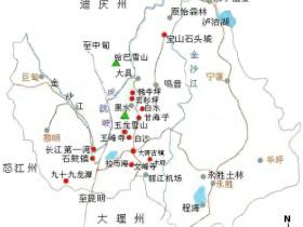云南——丽江周边景点